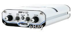 Rugged Radios RRP6100 Offroad Intercom RM60 VHF Two Way Radio 2 Seat Race System