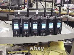 THALES PRC-7332 Liberty Multiband (VHF, UHF, 700 & 800Mhz) P25 FPP 6-Pack with GC