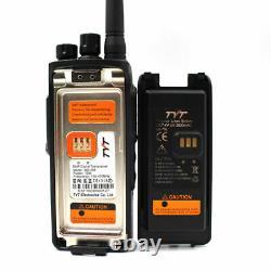 TYT MD-398 DMR Digital IP67 Waterproof Two-Way Radio 10W Handheld Walkie Talkie