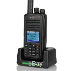 TYT MD-UV380G DMR with GPS V/UHF Dual Band Tier I & II Two Way Radio Transceiver