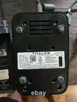 Thales Liberty 119 multi-band handheld with Charger