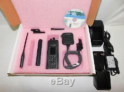 Thales Liberty PRC-7332 Liberty All Band Radio VHF UHF 700/800mhz P25 AES DES