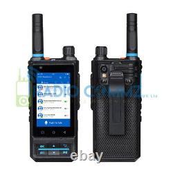 Two Way Radio Business Licence Free World Coverage 4G Inrico S200 POC Walkie