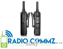 Two Way Radio Licence Free World Coverage 4G Inrico T522A POC Walkie Talkie