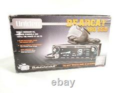 Uniden Bearcat 980 40-Channel SSB CB Radio with 7 Color Display (Open Box)