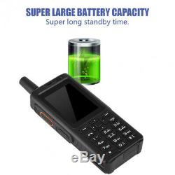 Unlocked 4G LTE Android Rugged Smartphone Two-way Walkie Talkie Radio PTT Phone