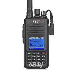 UpgradedTYT MD-390 GPS DMR UHF 1000CH IP67 Waterproof Two Way Radio