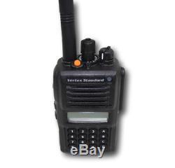 Vertex VX-P829 VXP829 VHF 136-174Mhz P25 Full Keypad Radio