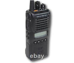 Vertex VX-P924 VXP924 G7-5 UHF 450-512 Analog/Digital P25 Portable Radio