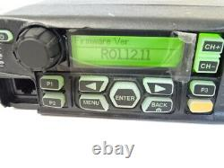 Vertex VXD-7200-G6-25 UHF Digital Mobile 2-Way Radio
