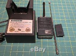 Vintage Motorola HT100 very rare