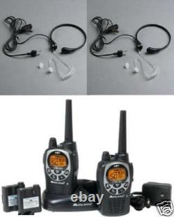 Walkie Midland Gxt1000 5w 56km Mit 2 Kehlkopfmikrofon Two Way Radios Export