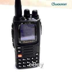 WouXun KG-UV9D Two Way Radio Digital Colorly 7-Air Band 136-174/400-480MHz Radio
