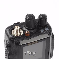 Wouxun KG-UV8D Professional Dual/Cross-Band Scaner Duplex Repeater Two Way Radio