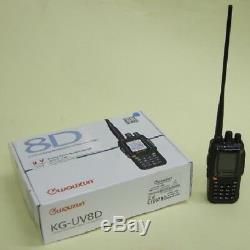 Wouxun KG-UV8D Professional Walkie Dual/Cross-Band Duplex Repeater Two Way Radio
