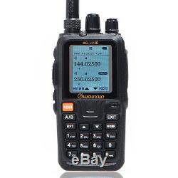 Wouxun KG-UV8E Tri-Band Cross Band Repeater Duplex Work Handheld Two Way Radio