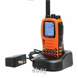 Wouxun KG-UV9D Mate 10W 3200mAh 7band Air Band Cross band Repeater Two Way Radio