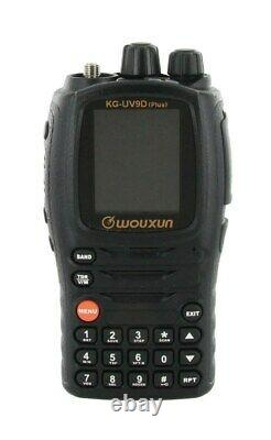 Wouxun KG-UV9D PLUS LE Dual Band Two Way Radio Limited Edition